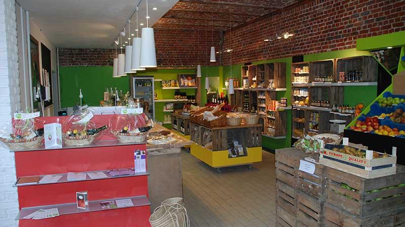 De kruidenierswinkel waar alles begon. Een geheel ander verhaal dan nu!